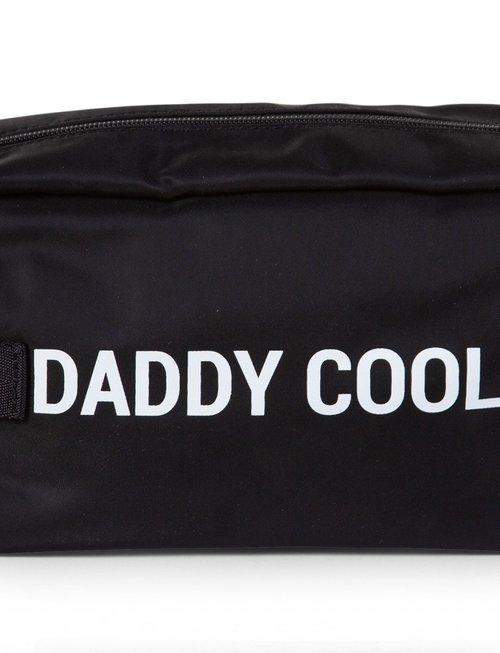 Childhome Childhome Daddy Cool Toilettas Zwart/Wit