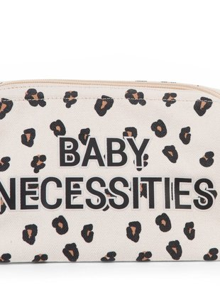 Childhome Childhome Baby Necessities Toilettas Leopard