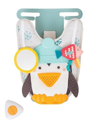 Taftoys Taftoys Penguin Play & Kick Car Toy
