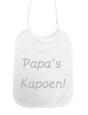 "Little Me Little Me Slab ""Papa's Kapoen"""