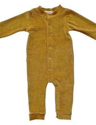 Witlof For Kids Witlof For Kids Pyjama Velours Sweet Honey