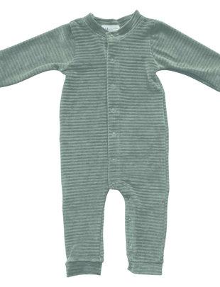Witlof For Kids Witlof For Kids Pyjama Velours Sage Green