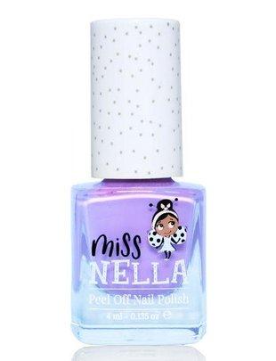 Miss Nella Miss Nella Nagellak 'Peel Off' Bubble Gum