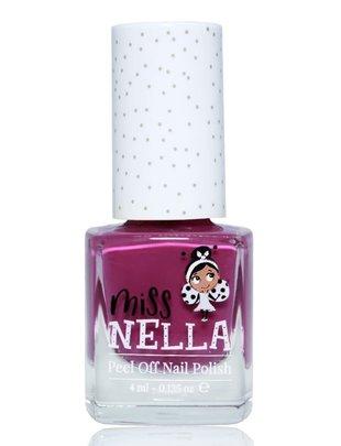 Miss Nella Miss Nella Nagellak 'Peel Off' Little Poppet