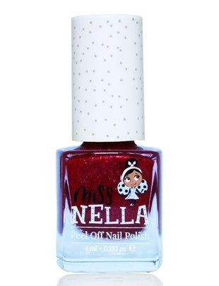 Miss Nella Miss Nella Nagellak 'Peel Off' Jazzberry Jam