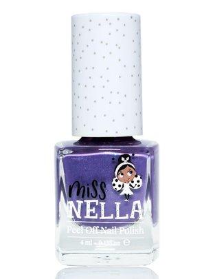 Miss Nella Miss Nella Nagellak 'Peel Off' Sweet Lavender