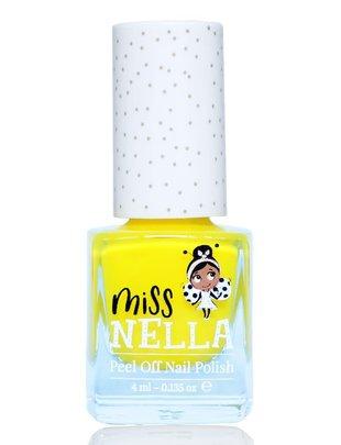 Miss Nella Miss Nella Nagellak 'Peel Off' Sun Kissed