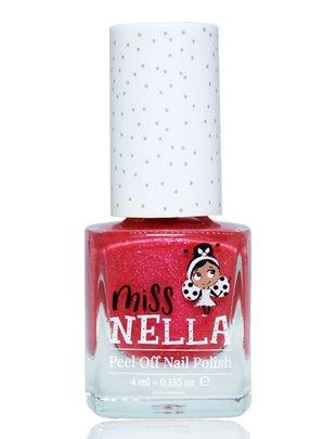 Miss Nella Miss Nella Nagellak 'Peel Off' Tickie Me Pink