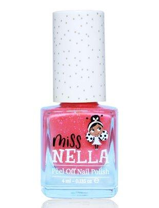 Miss Nella Miss Nella Nagellak 'Peel Off' Marshmallow Overload