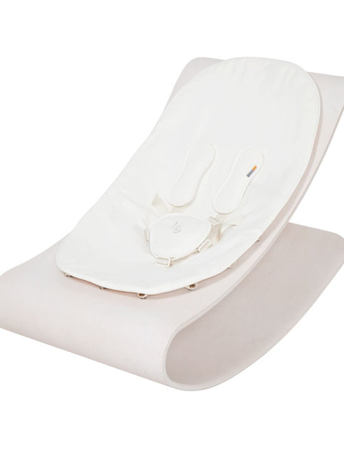 Bloom Bloom Coco Baby Lounger Stylewood Beachhouse White Met Bekleding  Coconutwhite Organic