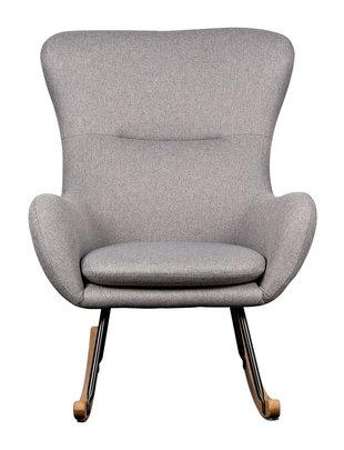 Quax Quax Rocking Chair Adult - Basic - Soft Grey