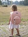 Childhome Childhome Schoolrugzak Kids ABC - Roze Koper
