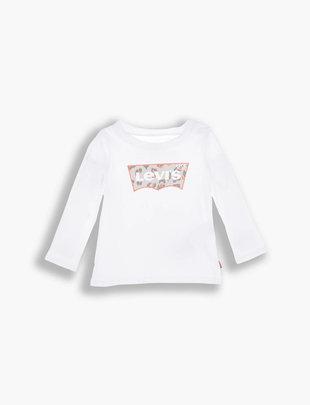 Levi's Levi's T-Shirt Meisje Met Lange Mouwen