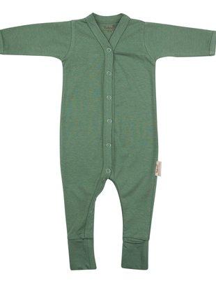 Timboo Timboo Pyjama in Bamboo Aspen Green