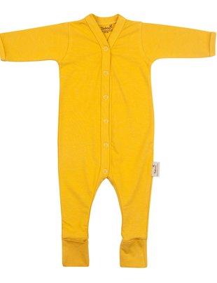 Timboo Timboo Pyjama in Bamboo Oker