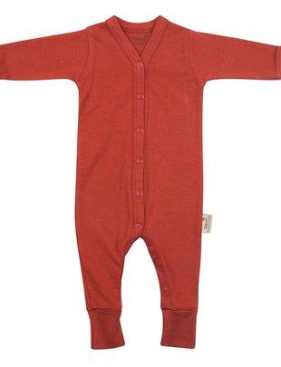 Timboo Timboo Pyjama in Bamboo Rosewood