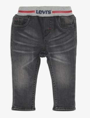 Levi's Levi's Jeans Boys Pull On Skinny Fit Grey Denim