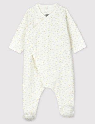 Petit Bateau Petit Bateau Pyjama Wolkjes