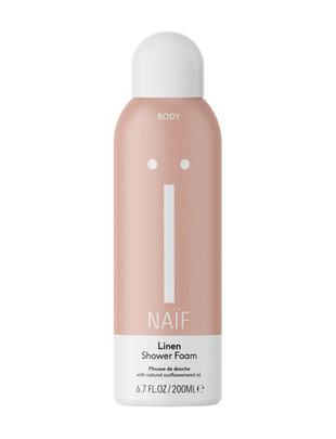 Naïf Naif Shower Foam Linen