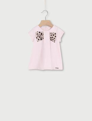Liu Jo Liu Jo Jurk Sweetie Pink/Leopard