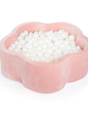 Kidkii Kidkii Ballenbad Flower Pink Candy (Incl. 200 Ballen)