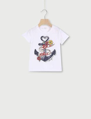 Liu Jo Liu Jo T-shirt Girls 'Be A Star'
