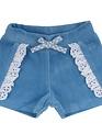 Natini Natini Shorty Girls Vichy Blue