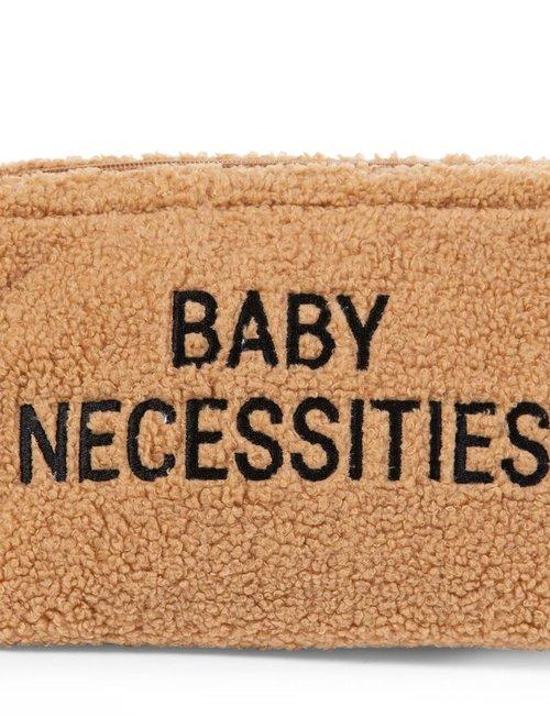 Childhome Childhome Baby Necessities Toilettas - Teddy Beige