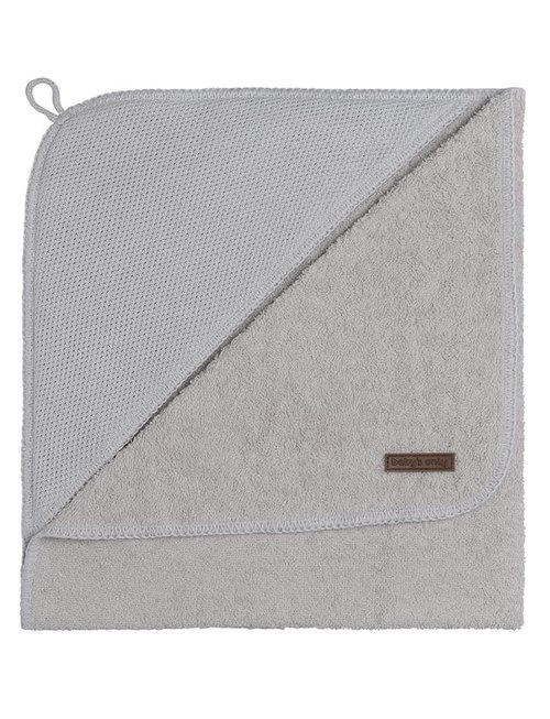 Baby's Only Baby's Only Badcape Classic Silvergrey