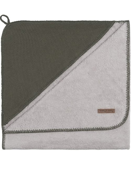 Baby's Only Baby's Only Badcape Classic Khaki