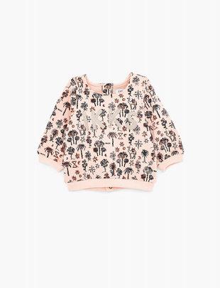 IKKS IKKS Sweater Girls 'Kasba Rock'in' Hibiscus