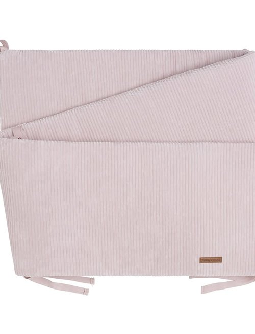 Baby's Only Baby's Only Sense Bed/Boxbumper Oud Roze