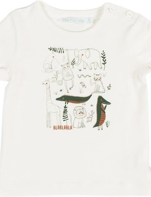 Bla Bla Bla Bla Bla Bla T-shirt Boys Animals