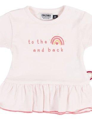Zero2Three Zero2Three T-shirt Girls 'To The Moon And Back'