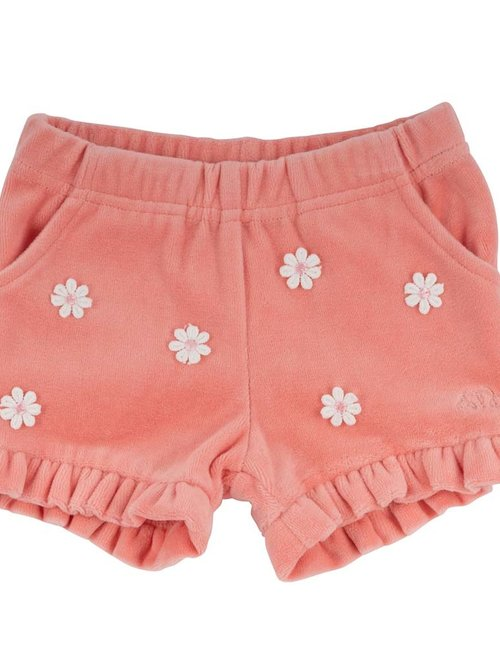 Natini Natini Short Girls Flower Coral Pink