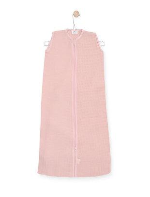 Jollein Jollein Baby Slaapzak Hydrofiel 70cm - Pale Pink