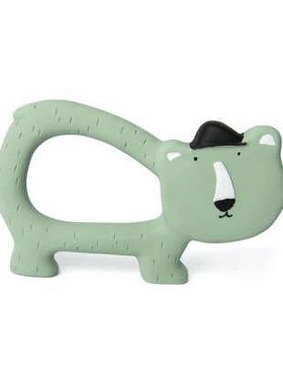Trixie Trixie Natuurlijk Rubber Grijpspeeltje Mr. Polar Bear