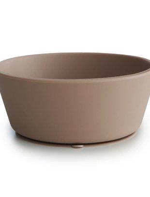 Mushie Mushie Silicone Suction Bowl Natural