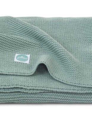 Jollein Jollein Deken Basic Knit 75x100 Forest Green
