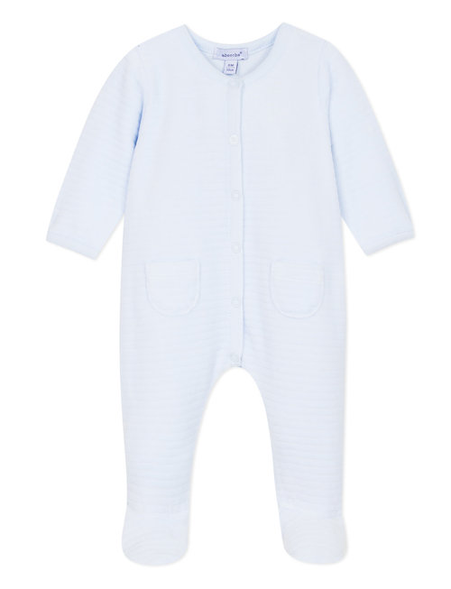 Absorba Absorba Pyjama Velours Ciel