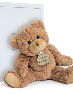 Histoire d'Ours Histoire d'Ours Teddybeer 25 cm Marron