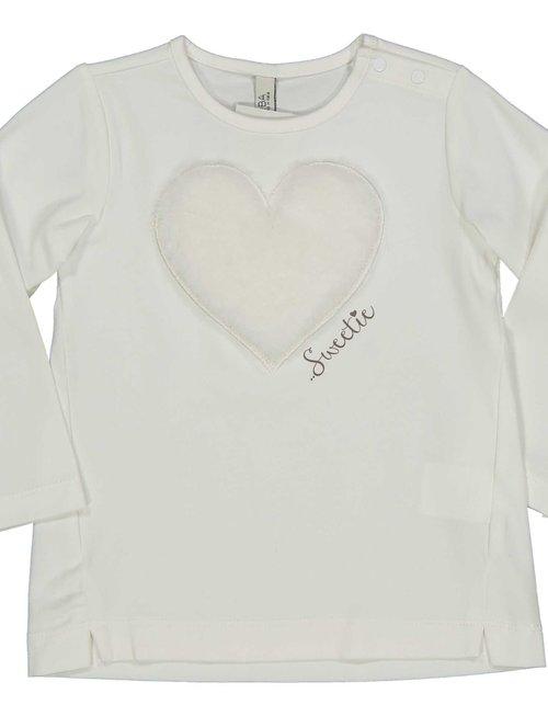 Birba Birba T-shirt Girls 'Sweetie'