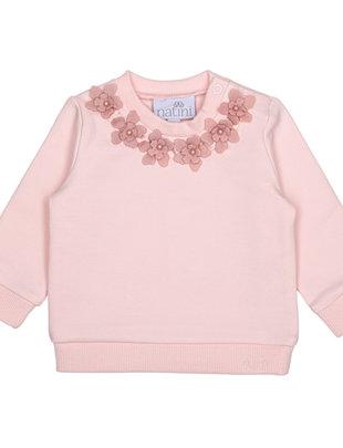 Natini Natini Sweater Fanny Flower Pink