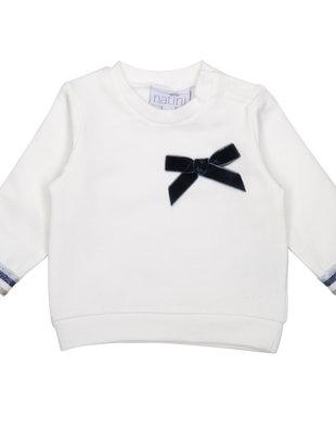 Natini Natini Sweater Girls Mia White