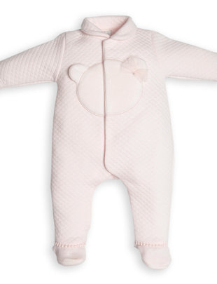 First First Combi Montreal Teddy Pink
