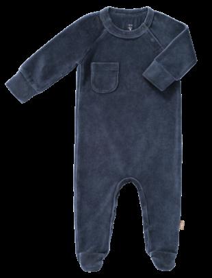 Fresk Fresk Pyjama Velours Indigo