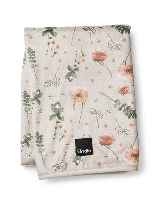 Elodie Elodie Deken Pearl Velvet Meadow Blossom