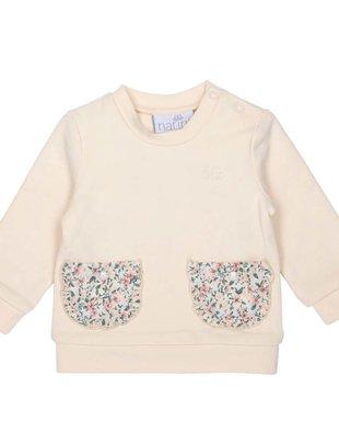 Natini Natini Sweater Girls Delphine Cream