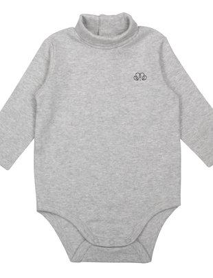 Natini Natini T-shirt Boys Turtle Neck Grey