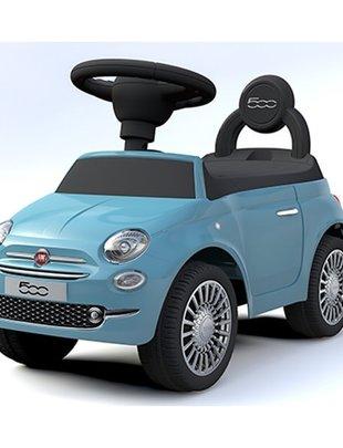 Happy-Car Happy Cars Loopauto Fiat 500 Blauw